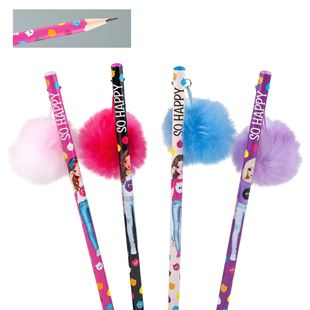 TOPModel Pencil With Pompom - Assortment