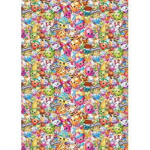Shopkins Wrapping Paper