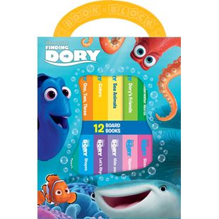 My First Library Finding Dory