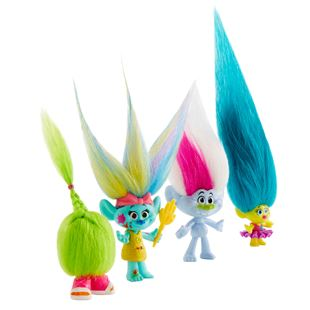 Trolls Wild Hair Pack