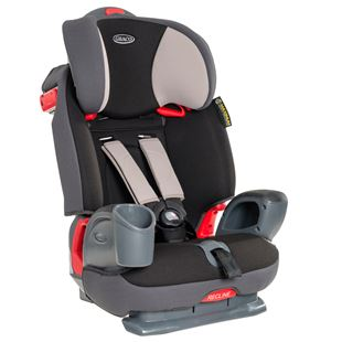 Graco Nautilus Aluminium Group 1-2-3 Car Seat