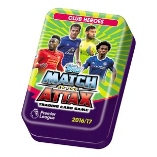 Match Attax 2016/17 Mega Tin