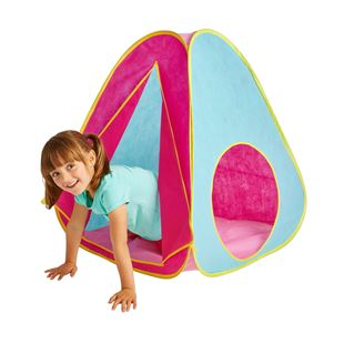 Kid Active Pink Pop Up Play Tent