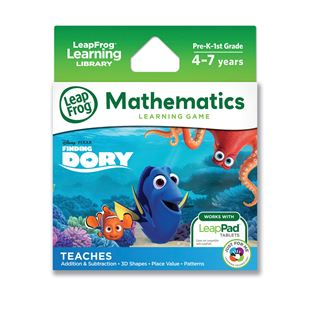 LeapFrog Learning Pixar Finding Dory