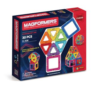 Magformers 30 piece Construction Set