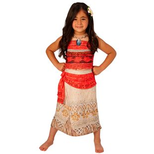 Disney Moana Deluxe Medium Costume