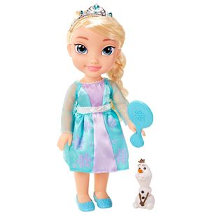 Disney Frozen My First Deluxe Toddler Elsa
