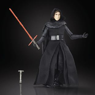 Star Wars The Black Series The Force Awakens Kylo Ren Unmasked Figure