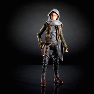 Star Wars The Black Series Rogue One Sergeant Jyn Erso Figure