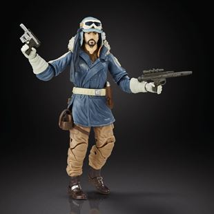 Star Wars The Black Series Rogue One Captain Cassian Andor Figure
