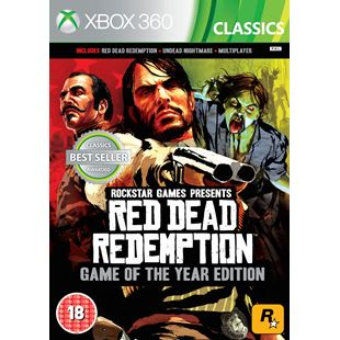 Red Dead Redemption - Game of the Year Edition Classics