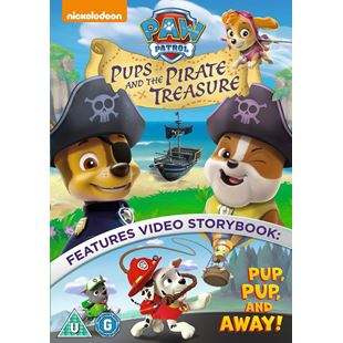 Pups and the Pirate Treasure
