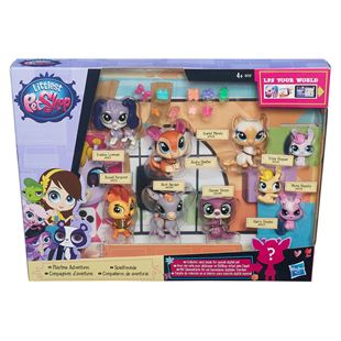 Littlest Pet Shop Playtime Adventures