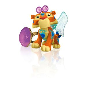 Animal Jam Sparkle Tiger With Ring