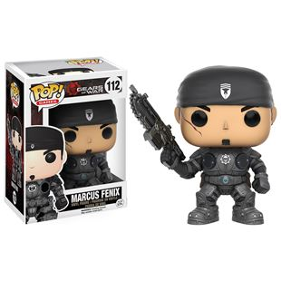 POP VINYL: Gear Of War Marcus Fenix