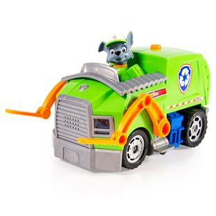 Paw Patrol Lights and Sounds Vehicle Rocky