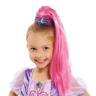 Shimmer and Shine Pink Shimmer Pony Tail