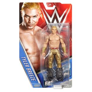WWE Basic Series 66 Tyler Breeze