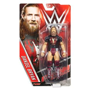 WWE Basic Figures Series 66 Daniel Bryan