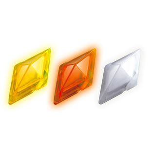 Pokémon Z-Ring Crystals (3 Pack)