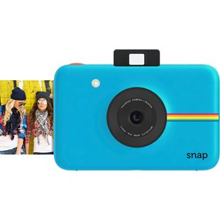 Polaroid Snap Blue 10MP Instant Print Digital Camera