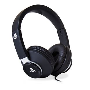 PS4 Stereo Gaming Headset - Black