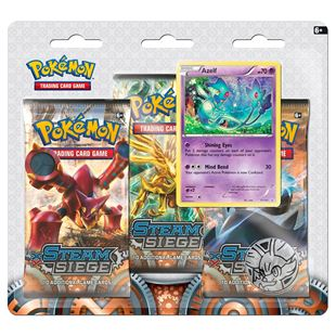 Pokémon XY11 Steam Siege Triple Booster