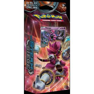 Pokémon XY11 Steam Siege Theme Deck