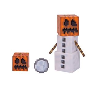Minecraft Snow Golem 7cm Figure Pack Series 3