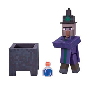 Minecraft Witch 7cm Figure Pack Series 4