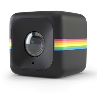Polaroid Cube 1080p HD Action Camera - Black