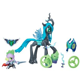My Little Pony Queen Chrysalis vs. Spike The Dragon Guardians of Harmony Pack