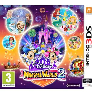 Disney Magical Castle 2 3DS