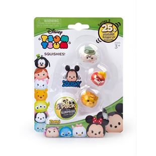 Disney Tsum Tsum Series 3 - 4 Pack