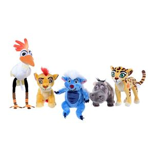 Lion Guard 20cm Plush - Assortment