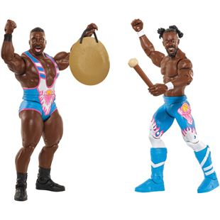 WWE Kofi Kingston & Big E Figures 2-Pack