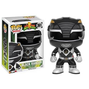 POP! Vinyl: Power Rangers Black Ranger
