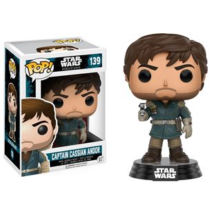 POP! VINYL: Star Wars Rogue One Captain Cassio Andor