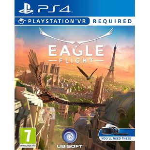 VR Eagle Flight PS4