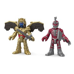 Imaginext Power Rangers Basic Figure 2-Pack Goldar & Lord Zedd 19cm