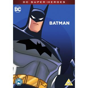 DC Super-Heroes: Batman DVD