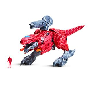 Power Rangers Movie T-Rex Epic Battle Dino Zord with Figure