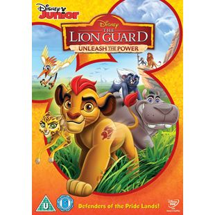 Lion Guard: Unleash The Power DVD