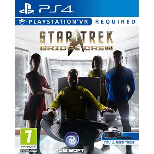 VR Star Trek: Bridge Crew PS4