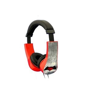 Batman V Superman Kid Safe Headphones