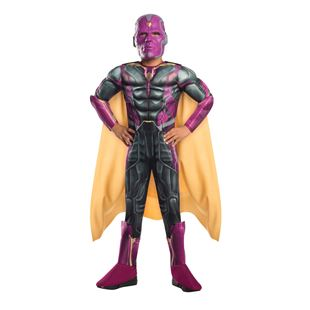 Avengers Deluxe Vision Small Costume