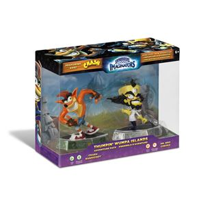 Thumpn' Wumpa Islands Adventure Pack