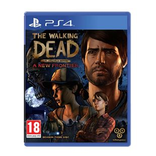 The Walking Dead - The Telltale Series: A New Frontier PS4