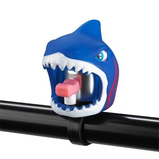 3D Safegear Blue Shark bell