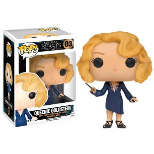 POP VINYL: Fantastic Beast Queenie